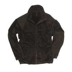 "Куртка флисовая ""US JACKET FLEECE GEN.III-LEV.3"", Чёрный (Black)"