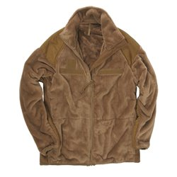 "Куртка флисовая ""US JACKET FLEECE GEN.III-LEV.3"", Coyote"