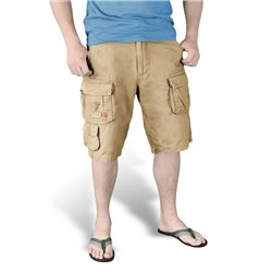 "Шорты ""SURPLUS TROOPER SHORTS"", Washed beige"