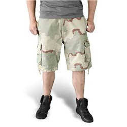 "Шорты ""SURPLUS VINTAGE SHORTS WASHED"", Washed 3 color desert"