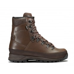"Ботинки горные ""Lowa Mountain GTX"", Dark Brown"