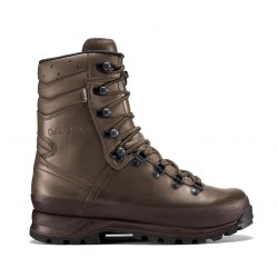 "Ботинки ""LOWA Combat Boot GTX"", Dark Brown"