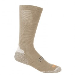 "Носки тактические ""5.11 Tactical Year Round OTC Sock"", Coyote"