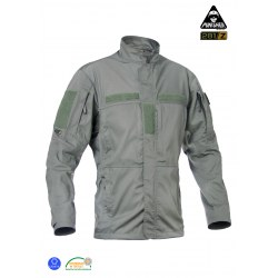 "Куртка-китель полевая ""PCJ- LW ""(Punisher Combat Jacket-Light Weight) - Twill"", Green Grey"