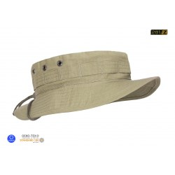 "Панама военная полевая ""MBH"" (Military Boonie Hat) - Reinforced Canvas"", Tan 499"