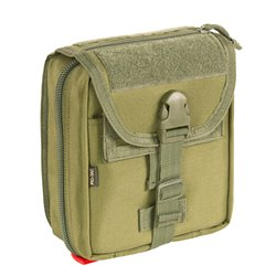 "Подсумок-Аптечка MOLLE ""PMP-L"" (Personal Medical Pouch Large), АКЦИЯ, Olive Drab"