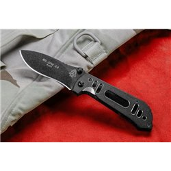 "Нож ""TOPS KNIVES MIL-SPIE 3.5 H-01"", Black"