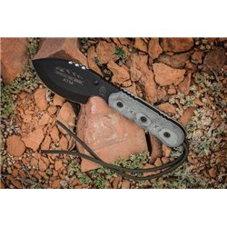 "Нож ""TOPS KNIVES American Trail Maker"", Black"