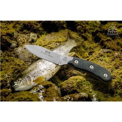 "Нож ""TOPS KNIVES Bird and Trout Knife"", Black"