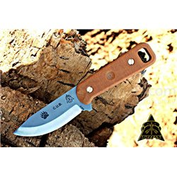 "Нож ""TOPS KNIVES CUB Compact Utility Knife Fixed"", Brown"