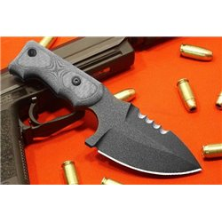 "Нож ""TOPS KNIVES M1 Midget"", Black"