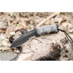 "Нож ""TOPS KNIVES Mini Eagle"", Black"