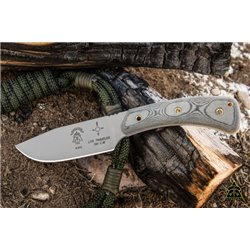 "Нож ""TOPS KNIVES Pasayten Lite Traveler"", Black"