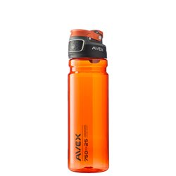 "Бутылка для воды (фляга) ""AVEX FreeFlow AUTOSEAL® Water Bottle"" (750 ml), Burnt orange"