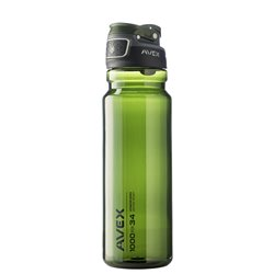 "Бутылка для воды (фляга) ""AVEX FreeFlow AUTOSEAL® Water Bottle"" (1000 ml), Olive"