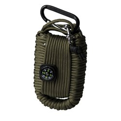 "Набор выживания ""PARACORD SURVIVAL KIT LARGE"", Olive"