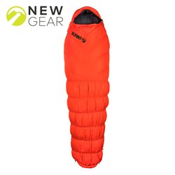 "Спальный мешок ""Klymit KSB 0 Down Sleeping bag"", Orange"