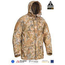 "Куртка полевая зимняя ""PCWAJ-Power Fill"" (Punisher Combat Winter Ambush Jacket Polartec Power Fill), Covert Arid Camo Pat. D 697"