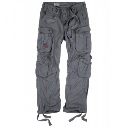 "Брюки ""SURPLUS AIRBORNE VINTAGE TROUSERS"", Grey"