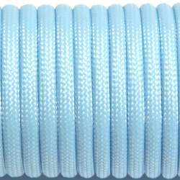 Паракорд 550 crystal blue #082