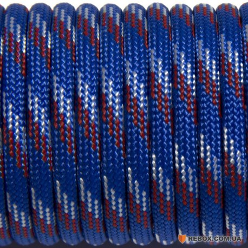 Паракорд 550 blueberry stripe #095