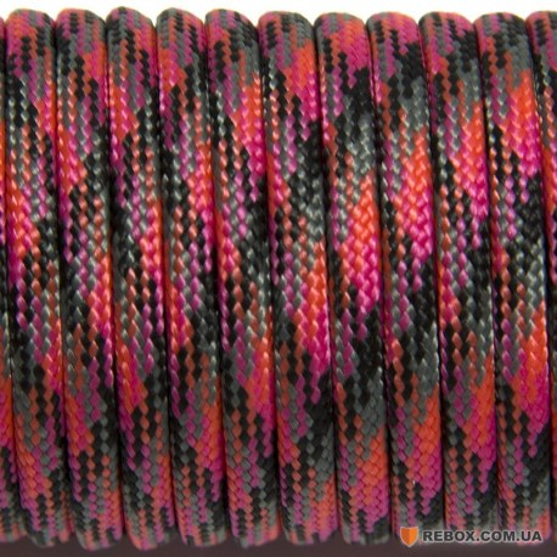 Паракорд 550 candy snake #139