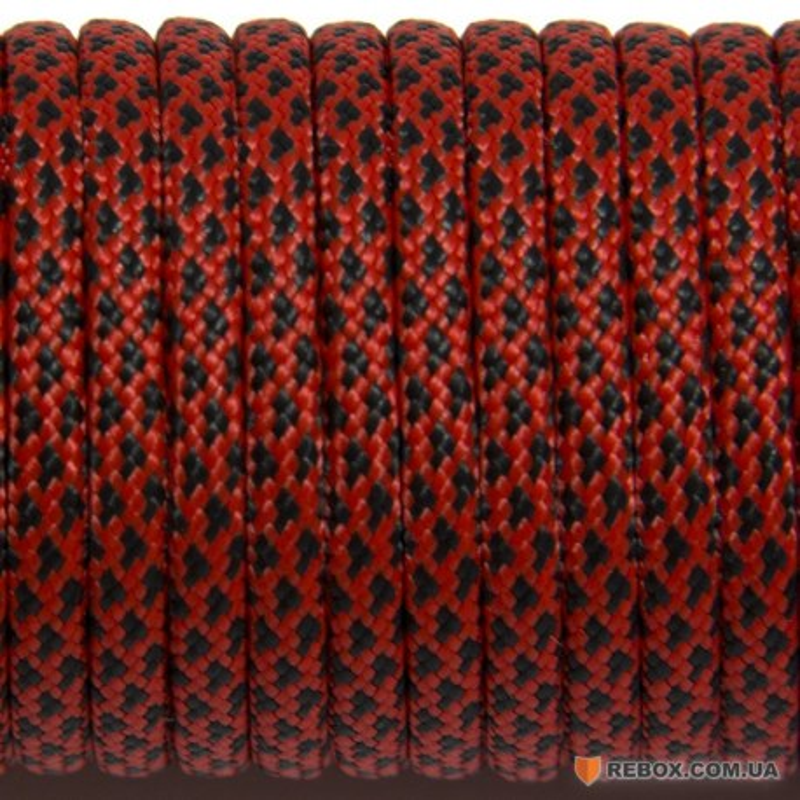 Паракорд 550 red diamonds #254