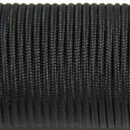 Паракорд 100 black #016-2