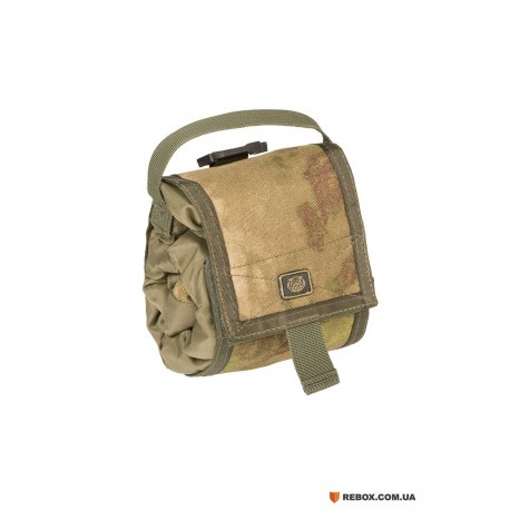 "Рюкзак-трансформер ""Emergency RPB (Rolling Packable bag)"",AFG Camo,15л"