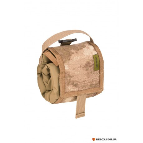 "Рюкзак-трансформер ""Emergency RPB (Rolling Packable bag)"", AT Camo,15л"
