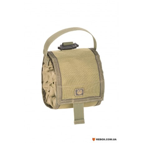 "Рюкзак-трансформер ""Emergency RPB (Rolling Packable bag)"", Olive Drab, 15л"