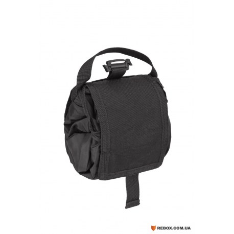 "Рюкзак-трансформер ""Emergency RPB (Rolling Packable bag)"", Black, 15л"
