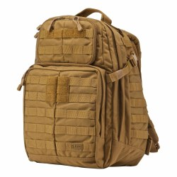 "Тактический рюкзак ""5.11 Tactical RUSH 24 Backpack"", Flat Dark Earth, 34 л"