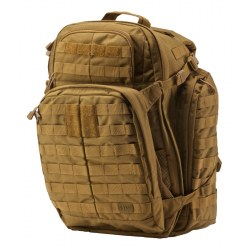 "Рюкзак тактический ""5.11 Tactical RUSH 72 Backpack"", Flat Dark Earth"