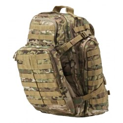 "Рюкзак тактический ""5.11 Tactical MultiCam RUSH 72 Backpack"", Multicam"