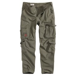 "Брюки ""SURPLUS AIRBORNE TROUSERS SLIMMY"", Оливковый (Olive)"