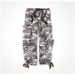 "Брюки ""SURPLUS AIRBORNE VINTAGE TROUSERS"", Washed urban"