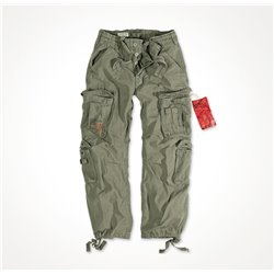 "Брюки ""SURPLUS AIRBORNE VINTAGE TROUSERS"", Washed olive"