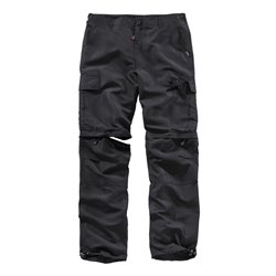 "Брюки ""SURPLUS OUTDOOR TROUSERS QUICKDRY"", Чёрный (Black)"