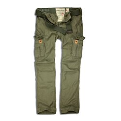 "Брюки ""SURPLUS PREMIUM TROUSERS SLIMMY"", Оливковый (Olive)"