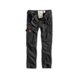 "Брюки ""SURPLUS PREMIUM TROUSERS SLIMMY"", Чёрный (Black)"