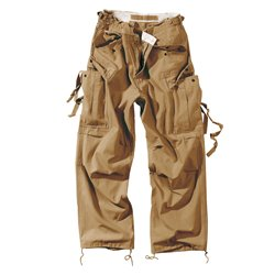 "Брюки ""SURPLUS VINTAGE FATIGUES TROUSERS"", Coyote"