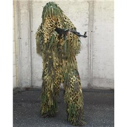 """Костюм маскировочный ""GHILLIE JACKAL JUNGLE CAMO"" CAMO SYSTEMS"", JUNGLE CAMO"
