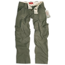 "Брюки женские ""SURPLUS LADIES TROUSERS"", Washed olive"
