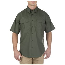 "Рубашка тактическая ""5.11 Tactical Taclite Pro Short Sleeve"", TDU Green"