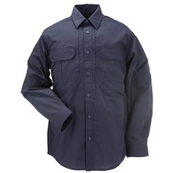 "Рубашка тактическая ""5.11 Tactical Taclite Pro Long Sleeve Shirt"", Dark Navy"