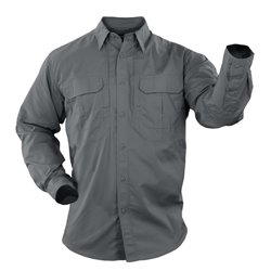 "Рубашка тактическая ""5.11 Tactical Taclite Pro Long Sleeve Shirt"", Storm"