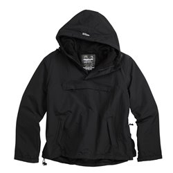 "Анорак ""SURPLUS WINDBREAKER"", Чёрный (Black)"