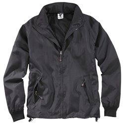 "Куртка ветровка ""SURPLUS Windbreaker Basic"", Чёрный (Black)"